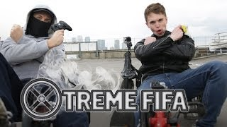 Xtreme Mobile Fifa  Joe Weller V Fifa Playa