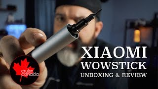 XIAOMI Wowstick 1P+ 19 Iฑ 1 Electric ScrewDriver | Unboxing and Review