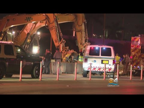 Two Construction Workers Killed While Working Along I-95
