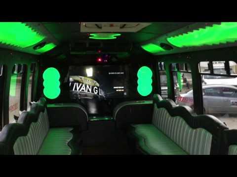 Dallas Party Bus Service - RockStar Party Bus
