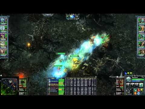 HoN CGi ladder Surefire Gaming vs Cash Money Heroes #2