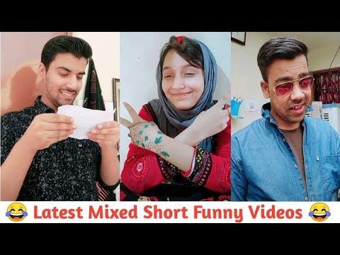 Compilation #19 | Latest mixed Short Funny Videos | Rida Javed, Naeem Javed And Sameer Javed thumbnail