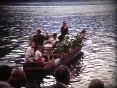 EUROPEAN TOUR 1971 Part 2 - Family home movie