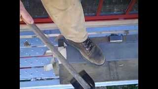 Clapboard Scarf
