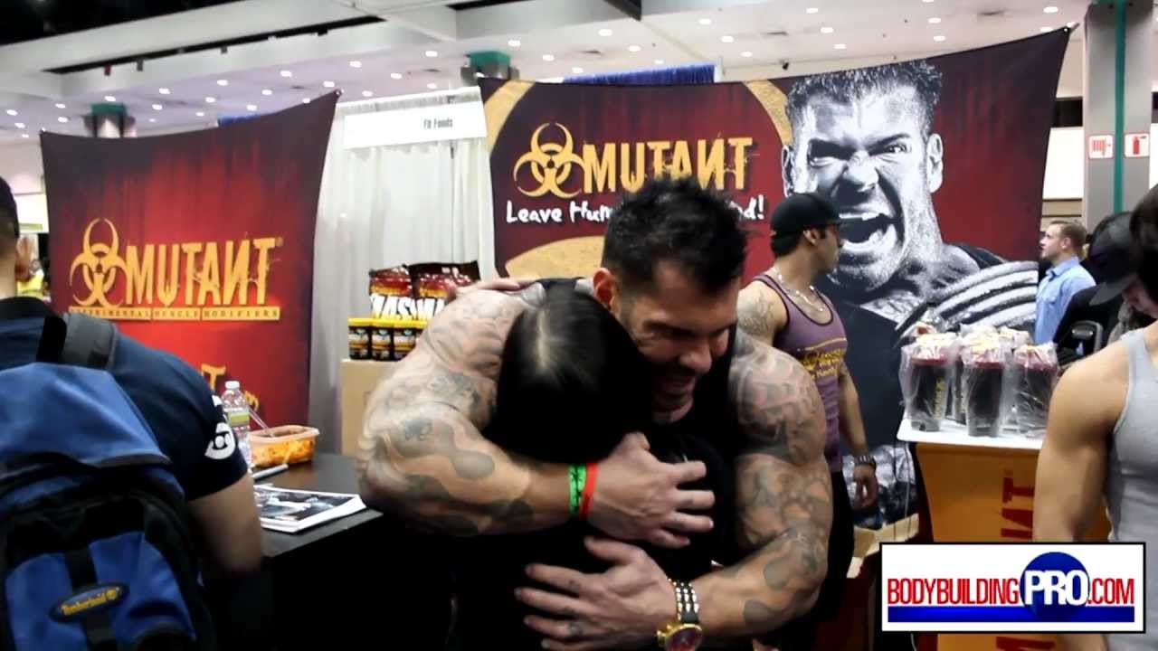rich piana 2013 la fitexpo youtube