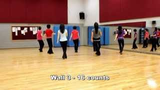 Brave - Line Dance (Dance & Teach in English & 中文)