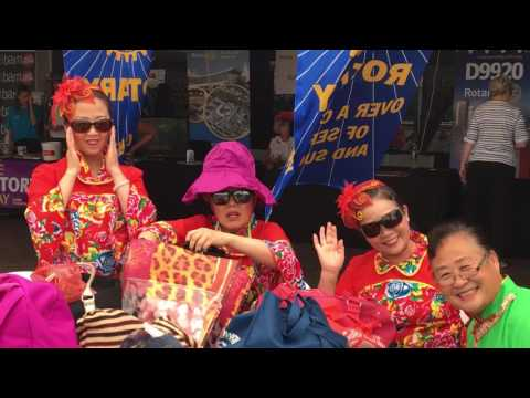 Rotary District 9920 Projects-Conference 2017