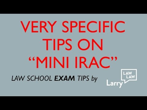briefs using firac method View homework help - how to brief a case from law 101 at university of phoenix how to brief a case case brief format - irac method use the following format for briefing of the cases: 1 name of the.