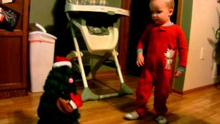 Video Cooper's Christmas Moves download MP3, 3GP, MP4, WEBM, AVI, FLV November 2017