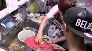 [Thaisub] 1st BTS Birthday Party (Jin chef of BTS)