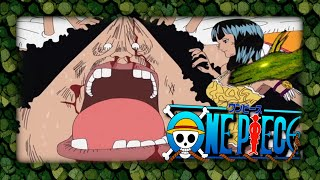 Robin is OP in OP! One Piece reactions 173-174 with my mom