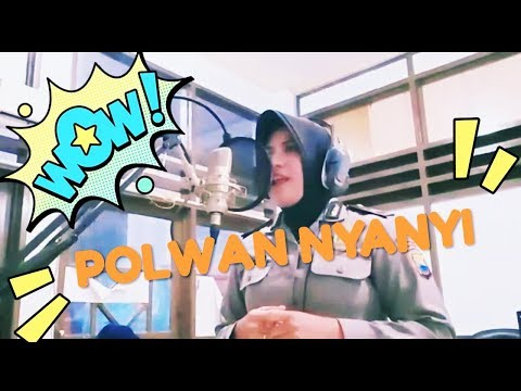 PAK POLISI SELAYAR NYANYI Rame-Rame!!! Lagu Generasi Milenial Cinta Lalu Lintas.(HD)