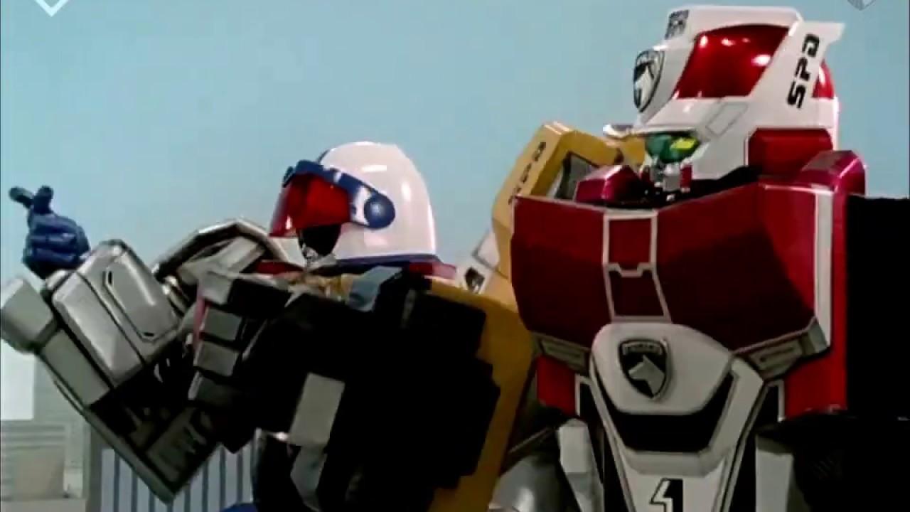 Dekaranger đối mặt với Browgul - một sức mạnh khủng khiếp
