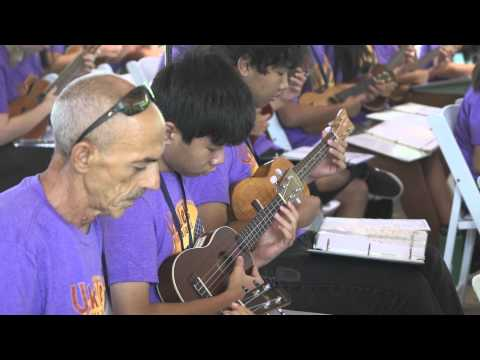 "ukulele-festival-hawaii-2015----band-""choo-choo-ch'-boogie""-&-""concerto-de-hawaii"""