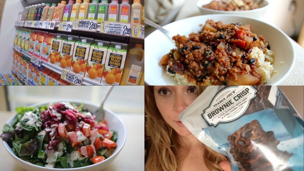 What I Ate  With Calories + Exercise