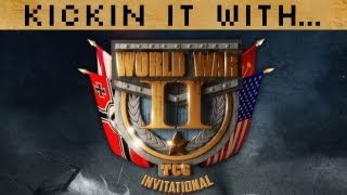 »Kickin It With World War II TCG (w/ FedoraG4mer)