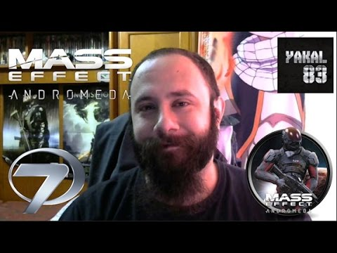 Crítica personal - Mass Effect Andrómeda - Bioware - Review By Yakal83