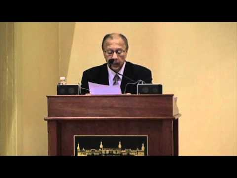 Ambassador Anwarul Chowdhury on Global Partnership April 29, 2011