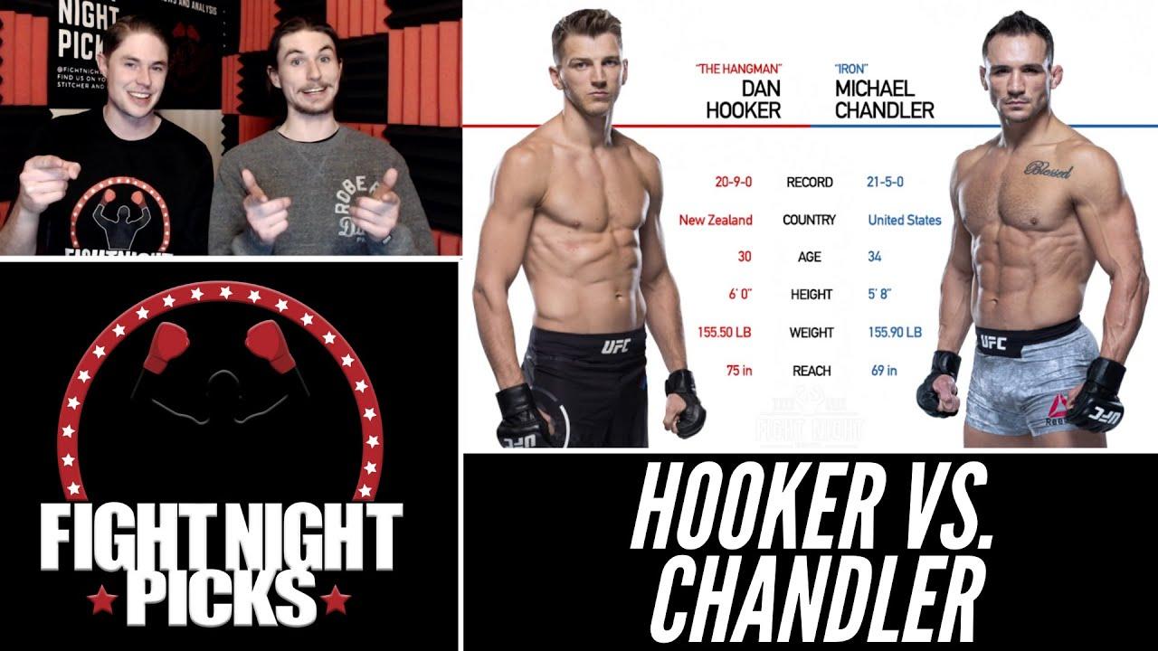 UFC 257: Dan Hooker vs. Michael Chandler odds, picks and ...