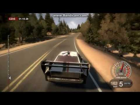 Colin McRae DiRT Audi Quattro Pikes Peak Run