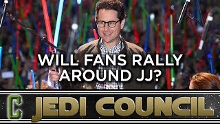 Will Star Wars Fans Rally Around JJ Abrams? - Jedi Council
