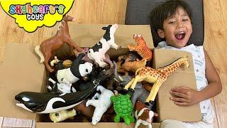 CUTE ANIMAL Toys for Children!