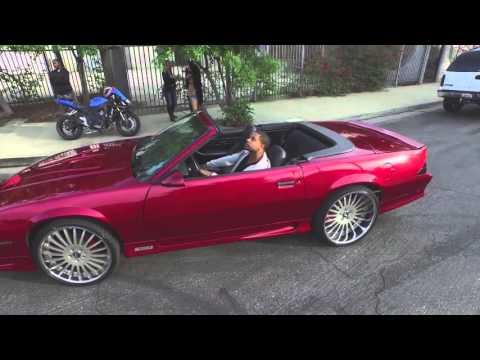 Corvette, Mustang, 3rd & 4th Gen Camaro donuts Drone footage