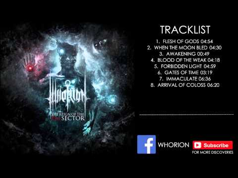 Whorion - The Reign of the 7Th Sector | Full Album | Technical Death Metal