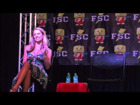 Florida Supercon 2014 Ellen Hollman & Stephen Dunlevy Q&A