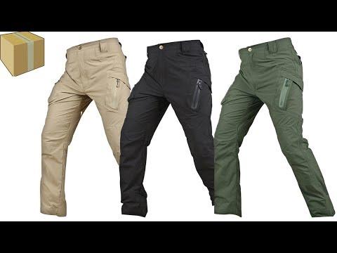 Тактические штаны  алиэкспресс IX9 /тактические штаны pave hawk