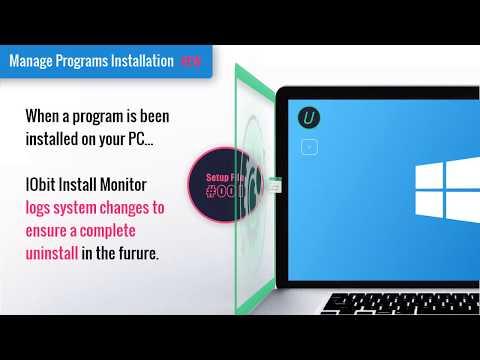 IObit Uninstaller - Best Free Software Uninstall Tool for
