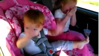 Gangnam Style танец малыша. Веселое видео