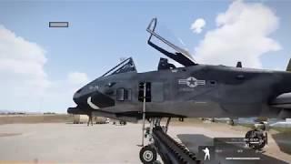 ArmA3 ショーケース固定翼機 前編