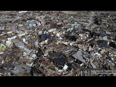 Drone video Marsh Harbour Bahamas - Hurricane Dorian - By Douglas Thron Abaco island