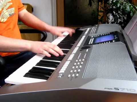 wojciech kilar pan tadeusz keyboard yamaha psr s710 by. Black Bedroom Furniture Sets. Home Design Ideas