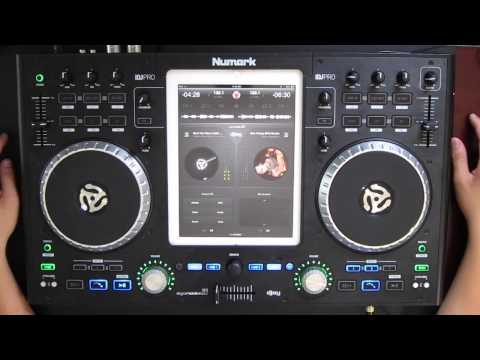 DJ Ravine's WE LOVE ELECTRO 2 MIX W/ Numark IDJ Pro And Djay REUPLOAD