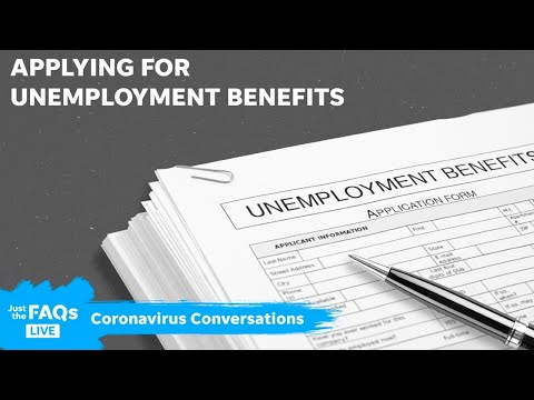 Why Is It So Hard To File For Unemployment? | Just The FAQs