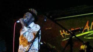 Prince Alla & The Positive Vibes Band - 27 Dec 2009 - Hootananny Brixton London UK