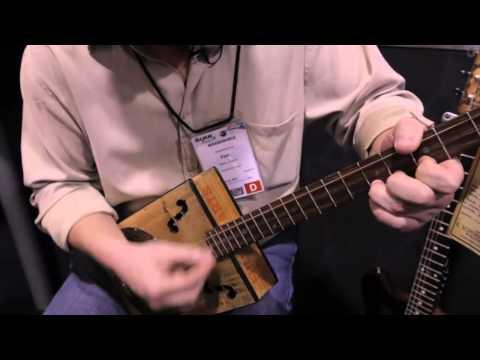 W NAMM 2011: SCHOEN GUITARS