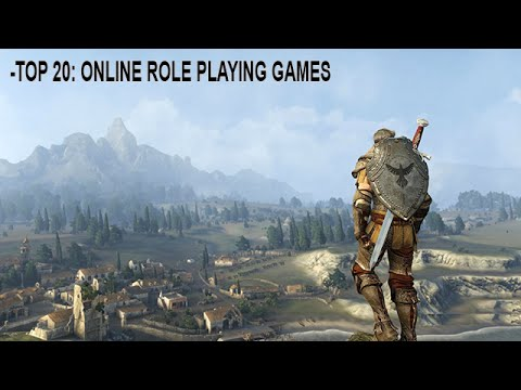 Top 20 Best MMORPG Games PC