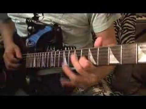 Electric GuitarAir on the G string Rock Ver