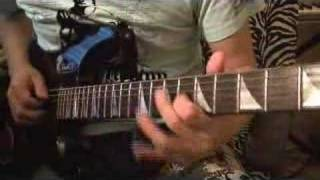 Electric Guitar-Air on the G string [Rock Ver.]