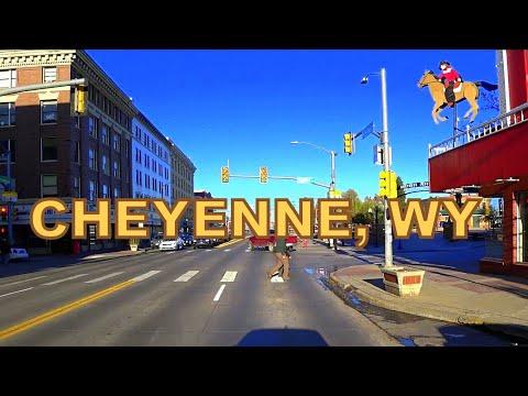 Cheyenne, WY - Drive - Lincoln Highway