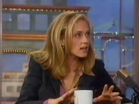 Ally Walker on Rosie O'Donnell 1997