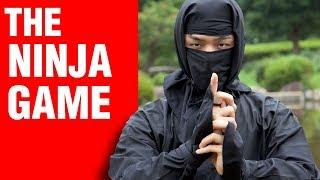 The Ninja Game   ART OF ONE DOJO