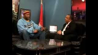 Wake Up Black Man ! With Guest Munir Muhammad .Part 1