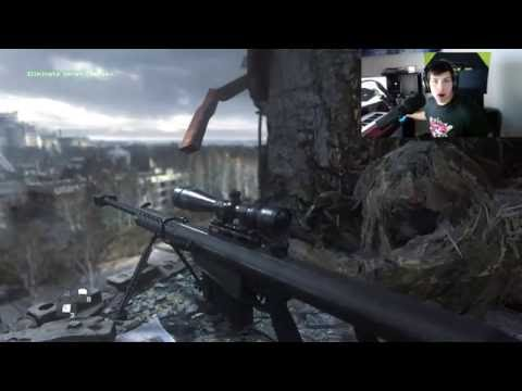 "OPTIC PAMAJ - ""All Ghillied Up"" COD 4 REMASTERED GAMEPLAY CAMPAIGN"