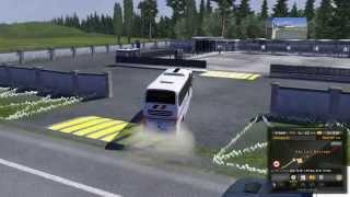 Como Transportar Passageiros - Usar Modbus - No mapa EAA