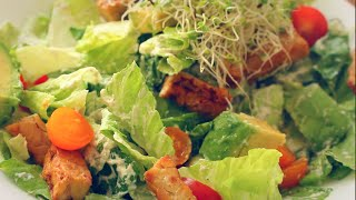 THE BEST VEGAN CAESAR SALAD RECIPE! Thumbnail