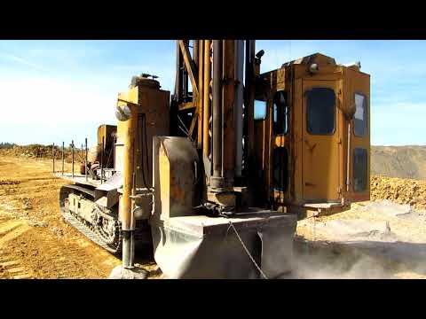 Ingersoll-Rand DM45's Drilling